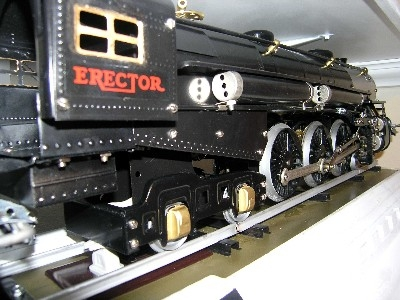 A.C. Gilbert Heritage Society · Engines